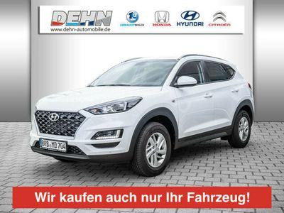 gebraucht Hyundai Tucson FL 1.6 GDI Pure SOKO Navigation