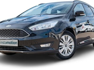gebraucht Ford Focus FocusTurnier 1.0 EcoBoost Business W-LAN EU6