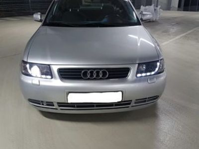 gebraucht Audi A3 ##1,9 TDI Scheckheft Leder ##