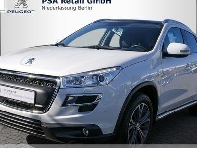 gebraucht Peugeot 4008 Allure eHDI 115 FAP