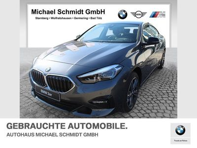 gebraucht BMW 218 i Gran Coupé Sport Line Head-Up HiFi LED RFK