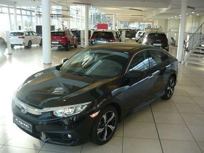 gebraucht Honda Civic 1.6 i-DTEC Elegance Automatik bei Gebrachtwagen.expert