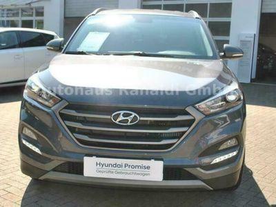 gebraucht Hyundai Tucson ++TURBO! ++AHK ABNEHMBAR! ++
