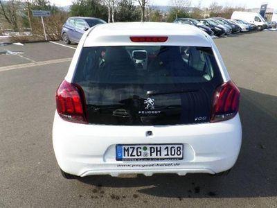 gebraucht Peugeot 108 Allure 82vti 3trg