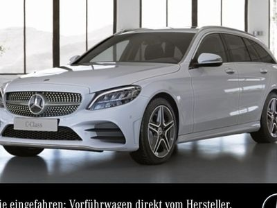 gebraucht Mercedes 220 CT AMG Business AHK Spiegel digitales Disp