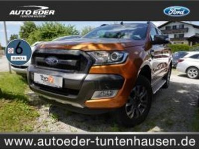 gebraucht Ford Ranger TDCi Wildtrak 4x4