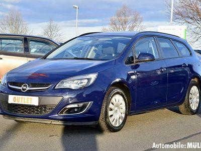 gebraucht Opel Astra -1.7 CDTI DPF Sports Tourer Edition TOP Zus