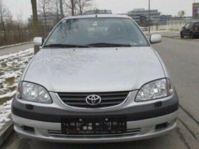 used Toyota Avensis 1.8 Automatik