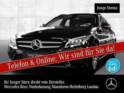 gebraucht Mercedes C220 d T LED Kamera PTS 9G Sitzh Sitzkomfort Temp