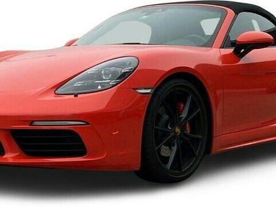 gebraucht Porsche Boxster (718) S | PASM Sportfahrwerk – 20 mm |