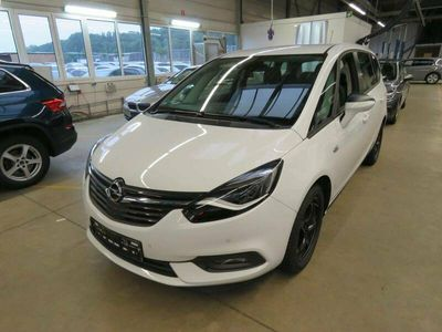 gebraucht Opel Zafira 1.6 D Edition NAVI KLIMA