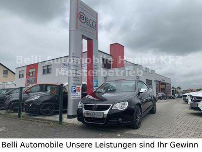 gebraucht VW Eos 2.0 Leder Panorama FINANZIERUNG