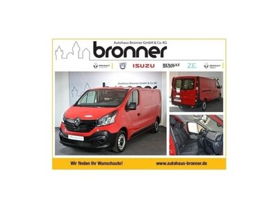 gebraucht Renault Trafic ENERGY 1.6 dCi 120 Start & Stop L2H1 Komfort