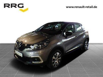 gebraucht Renault Captur TCe 90 Experience Navi Sitzheizung + Ganz