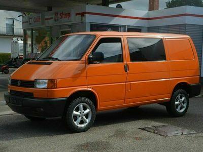 gebraucht VW T4 Syncro
