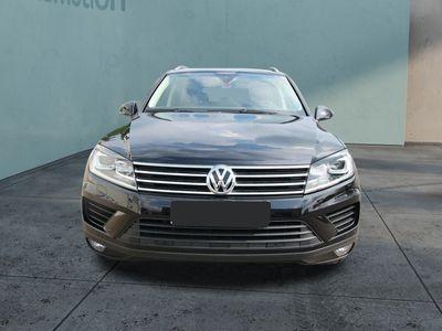 gebraucht VW Touareg Touareg3.0 V6 TDI BMT AHK+LUFT+Bi-XENON+LEDER