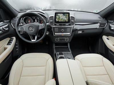 gebraucht Mercedes GLS350 d 4MATIC