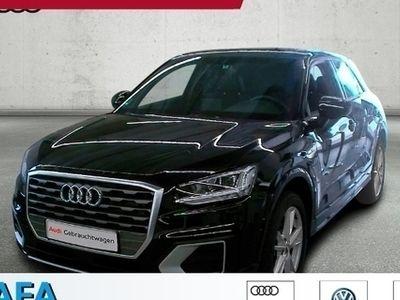 gebraucht Audi Q2 1,6 TDI Sport S-Line*LED*Navivorb.*Alcantara