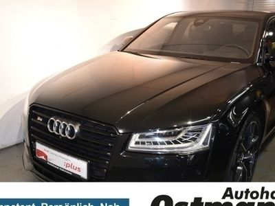 gebraucht Audi S8 plus 4.0 TFSI quattro LED*Schiebedach*EUR6