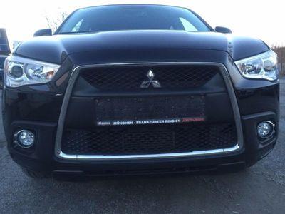 gebraucht Mitsubishi ASX EDITION 2WD / Scheckheft / Klimaautomatik!