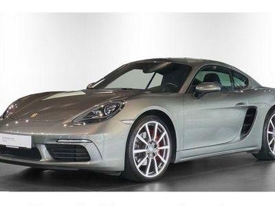 gebraucht Porsche 718 CaymanCayman S / Sportabgas / PDLS / Sonderfarbe