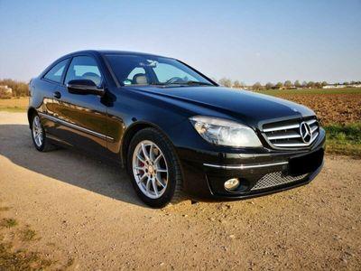 gebraucht Mercedes CLC200 Komp., Leder, Klima, Sitzh., 8-fach ber.