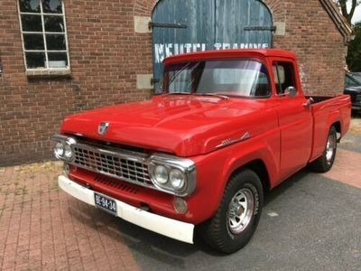 gebraucht Ford F100 shortbed pick-up 1958