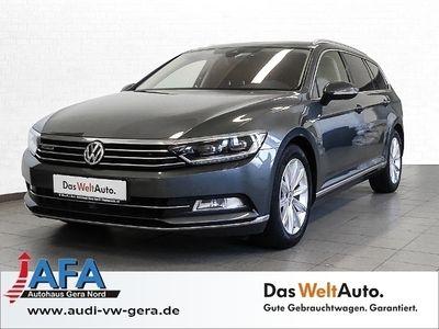 gebraucht VW Passat Variant Highline 4M,HL,LED,ActiveInfo,Pano,Standhzg,Dynaudio