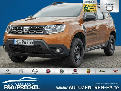 gebraucht Dacia Duster Comfort TCe 130 2WD GPF / Navi/Kamera/SHZ
