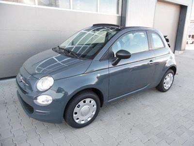gebraucht Fiat 500C Pop 1.2 8V mit Klimaanlage, MP3/Radio/USB uvm.