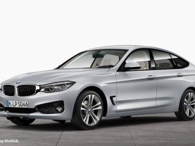 "gebraucht BMW 320 Gran Turismo d Aut.Sport Line Kamera Ad-LED Sitzh.18"" PDC"