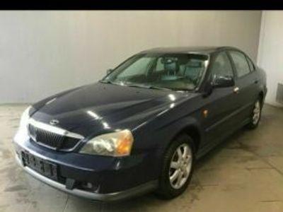 gebraucht Chevrolet Evanda 2.0 CDX