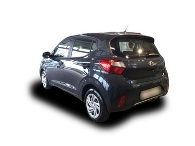 gebraucht Hyundai i10 MPi 1.2, Klima, Bremsassistent, Parksensoren