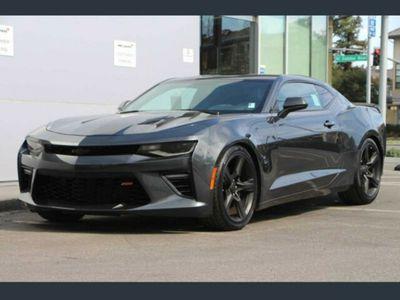 gebraucht Chevrolet Camaro 6,2L-V8-USA Direkt Import-unfallfrei-Mwst