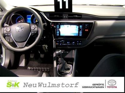 gebraucht Toyota Auris 1,2l Turbo 5türig Edition S
