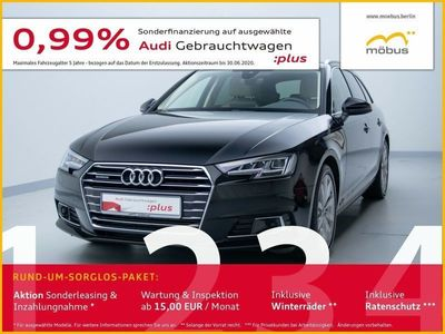 gebraucht Audi A4 Avant 2.0 TFSI Design quattro TIP-TRO*QU*NAV*