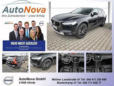 gebraucht Volvo V90 CC D5 AWD Pro (EURO 6d-TEMP) LED Sta