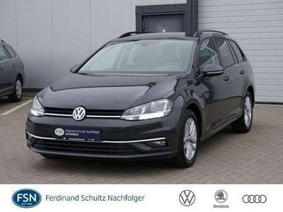 gebraucht VW Golf VII Variant 2.0 TDI DSG CL Standhzg MFL PDC