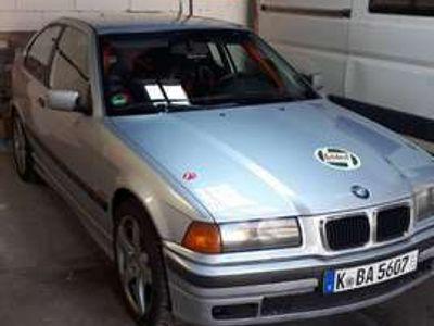 gebraucht BMW 323 Compact TI Ringtool ALLES EINGETRAGEN NEU TÜV Tracktool