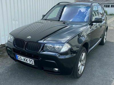 gebraucht BMW 501 x3 e83 3.0 SDPs M-Paket 2 Hand
