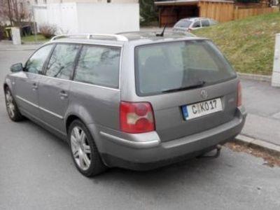 gebraucht VW Passat Variant 2.5 TDI V6 4Motion Highline