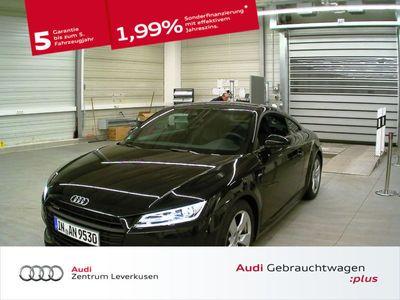 gebraucht Audi TT Coupe 2.0 TFSI quattro S line S TRONIC LEDER