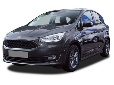 gebraucht Ford C-MAX 1.0 EcoBoost Start-Stopp-System COOL&CONNECT 92 kW, 5-türig