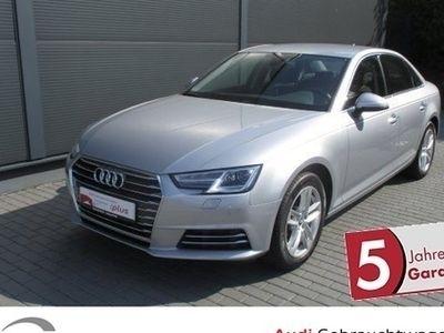 gebraucht Audi A4 Limousine Design 1.4TFSI, S-tronic, 5J.Garantie, MMI Navi, ALU 17 Zoll