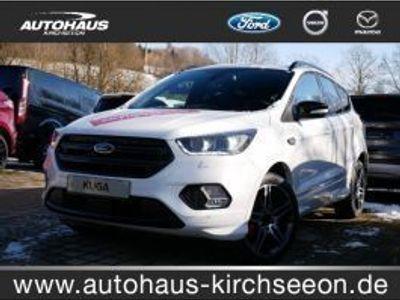 gebraucht Ford Kuga 1.5 EcoBoost 2x4 ST-Line Bluetooth Navi Klima