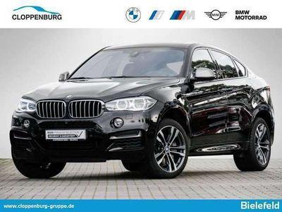 gebraucht BMW X6 M 50d M Sport SHD Head-Up 360° CAM LED -