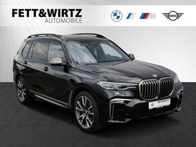 gebraucht BMW X7 M50d