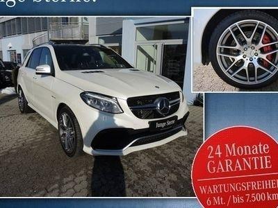 gebraucht Mercedes GLE63 AMG S AMG 4M DriverŽs*DISTRONIC*AHK*Standh.*