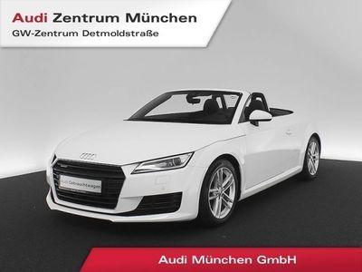 gebraucht Audi TT Roadster 2.0 TFSI qu. Navi Xenon MagneticRide PDCplus S tronic