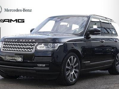 gebraucht Land Rover Range Rover 4,4 SD *Autobiography*Standheizung*